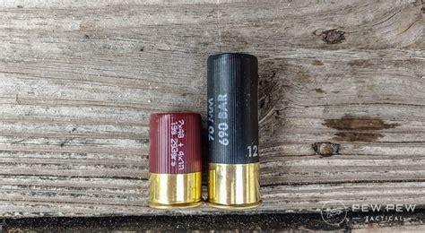 Mini Shotgun Shells Vs Regular And Rifle Vs Shotgun Shtf