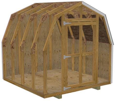 Mini-Barn-Shed-Plans