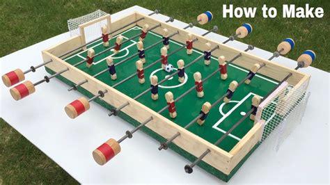 Mini-Football-Table-Diy