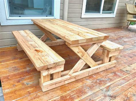 Mini-Picnic-Table-Plans