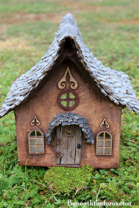 Miniature Fairy House Plans