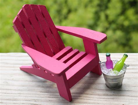 Miniature-Adirondack-Beach-Chairs
