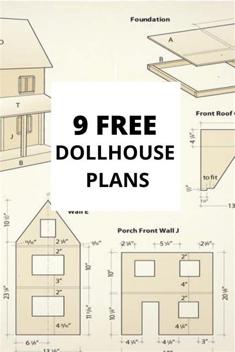 Miniature-Dollhouse-Plans