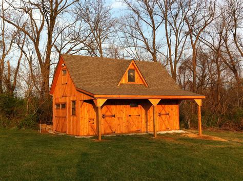 Miniature-Horse-Barn-Plans