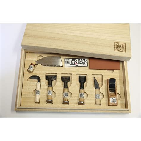 Miniature-Japanese-Woodworking-Tools