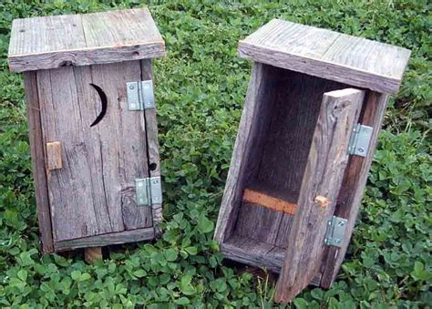 Miniature-Outhouse-Plans