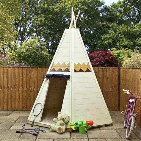Miniature-Wooden-Teepee-Plans