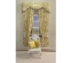 Best Miniature dollhouse curtain patterns