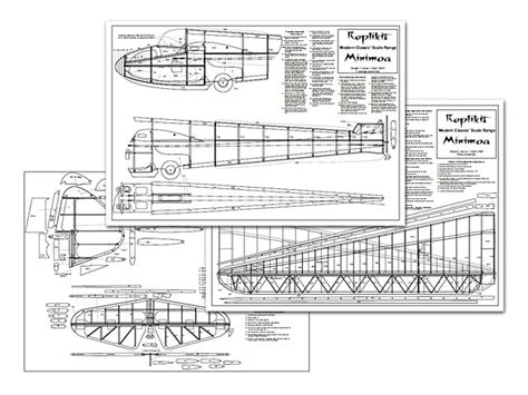 Minimoa-Glider-Plans