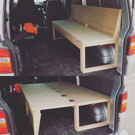 Minivan-Bed-Plans