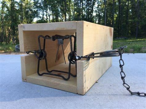 Mink-Box-Trap-Plans