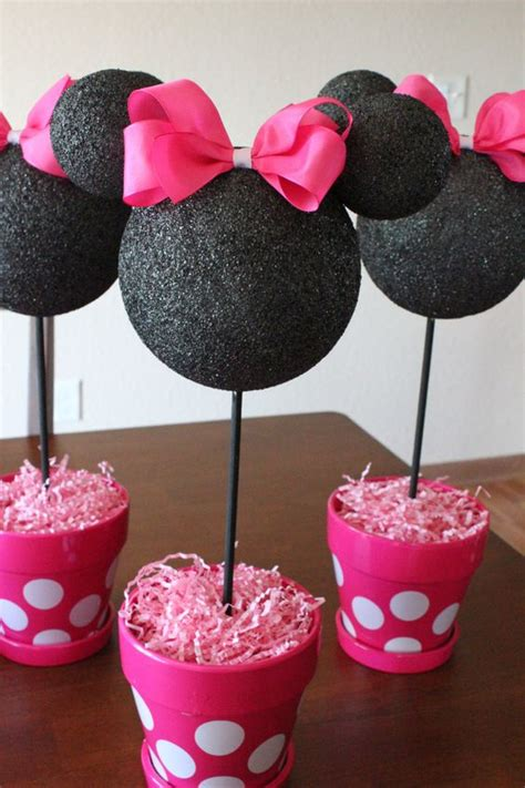 Minnie Mouse Diy Party