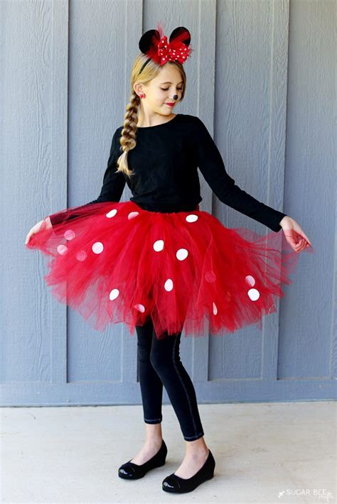 Minnie Mouse Diy Tutu