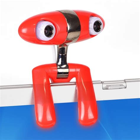 Minoru 3D Webcam (Red/Chrome)