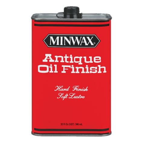 Minwax Antique Oil Finish