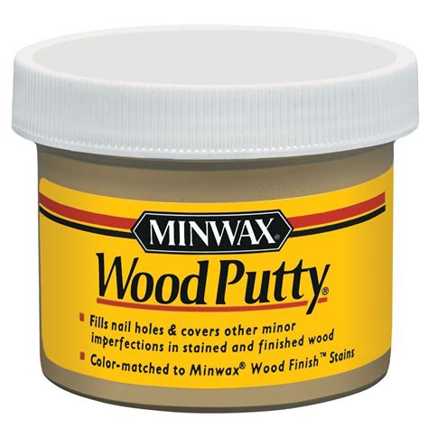 Minwax Plastic Wood Filler