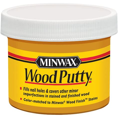 Minwax Wood Filler How To Use It