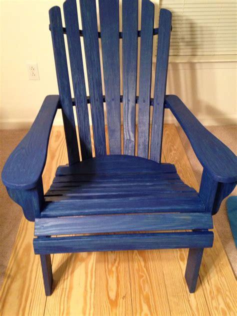 Minwax-Adirondack-Chairs