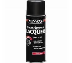 Best Minwax lacquer spray.aspx