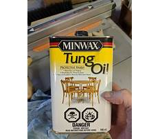 Best Minwax tung oil finish.aspx