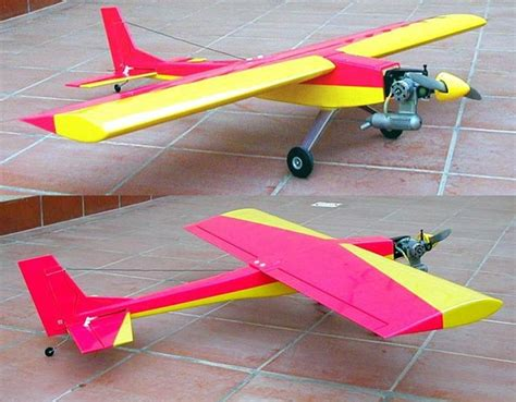 Miss Martha Rc Airplane Plans