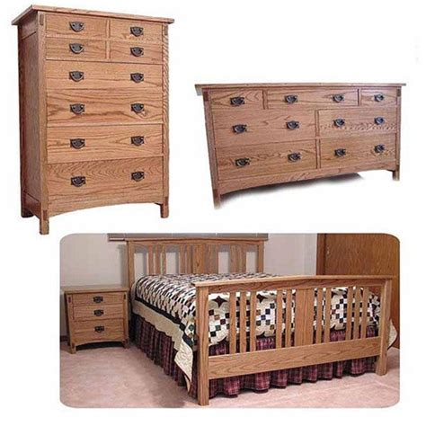 Mission Bed Woodworking Plans Kerala