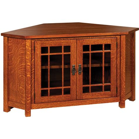 Mission Style Free Tv Stand Woodworking Plans