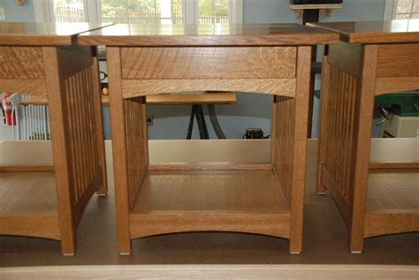 Mission Style Table Plans Free