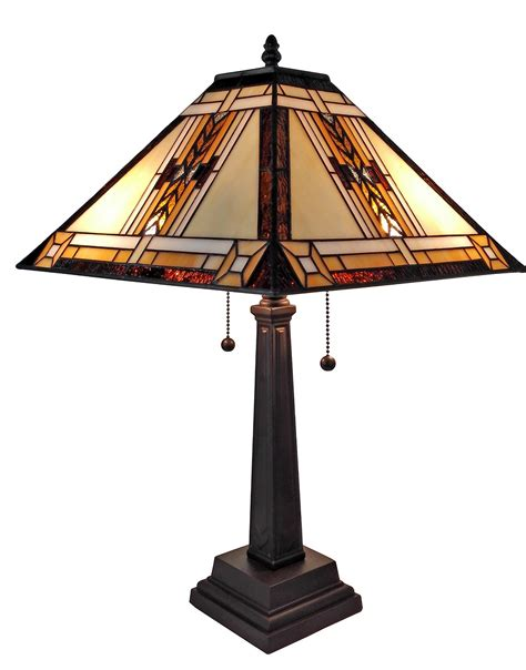Mission Table Lamp Plans