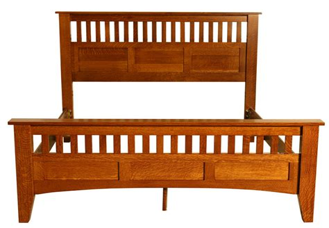 Mission-Bed-Frame-Plans