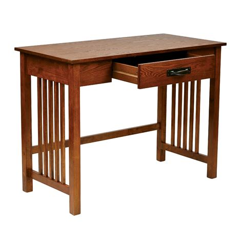 Mission-Oak-Desk-Plans