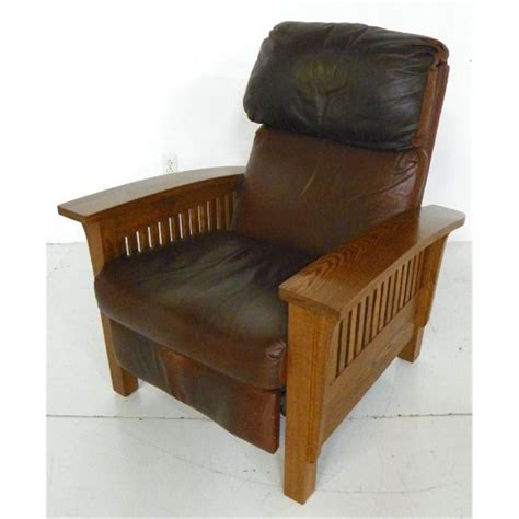 Mission-Recliner-Chair-Plans