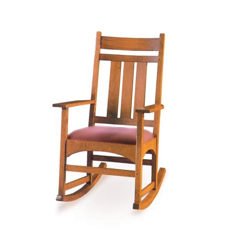 Mission-Rocking-Chair-Plans-Free