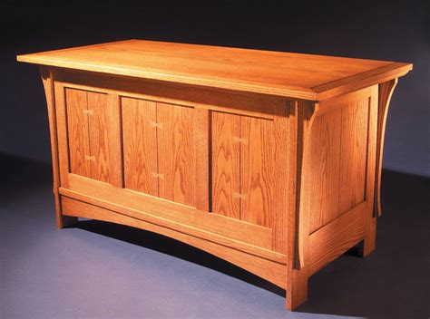 Mission-Style-Blanket-Chest-Plans