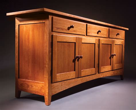 Mission-Style-Sideboard-Plans