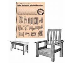 Best Mission furniture plans free.aspx