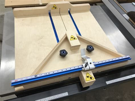 Miter Crosscut Sled Plans Wood