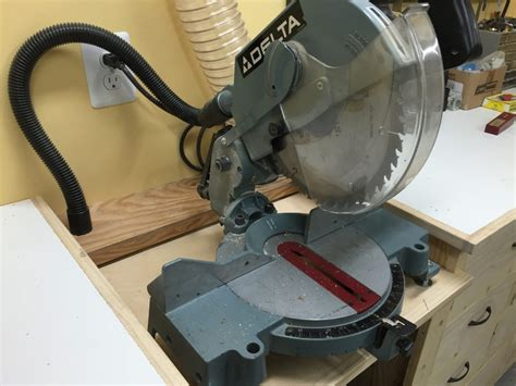 Miter Saw Dust Collection Hose
