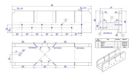 Miter-Box-Plans