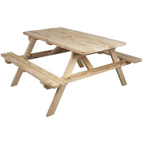 Mitre 10 Picnic Table