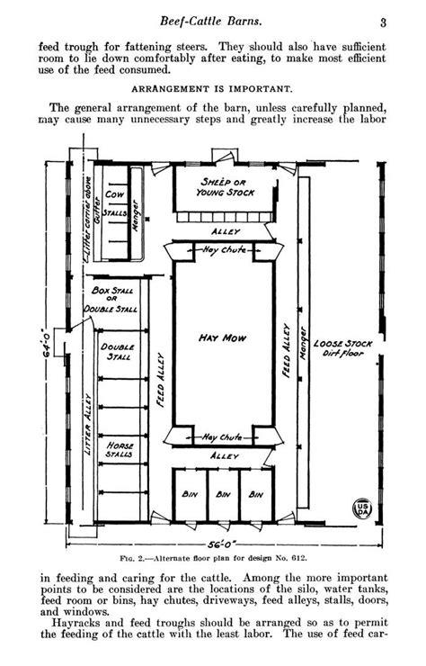 Mixed-Livestock-Barn-Plans