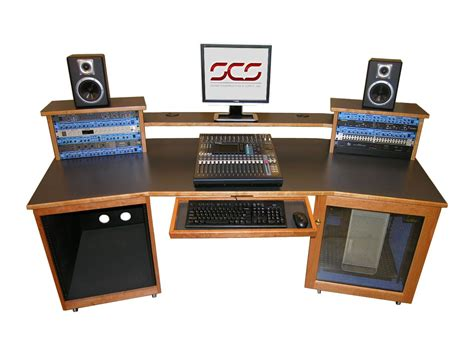 Mixing Desk Plans