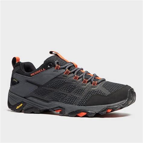 Moab FST Mid Gore-Tex Walking Shoes - AW16