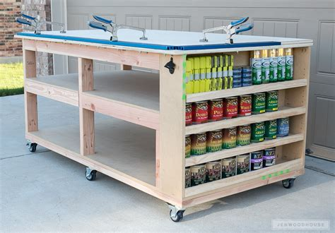 Mobile Shelving Home How To Diy