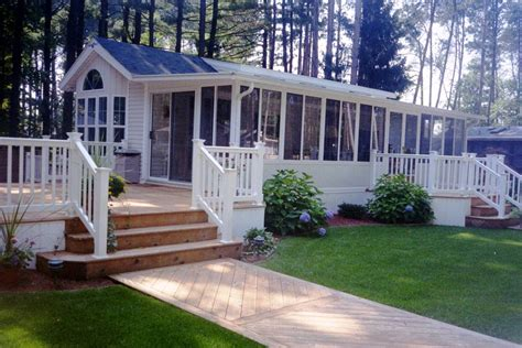 Mobile-Home-Deck-Plans