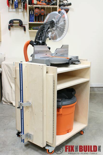 Mobile-Miter-Saw-Stand-Ana-White