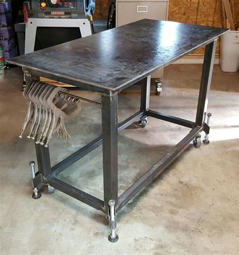 Mobile-Welding-Table-Plans