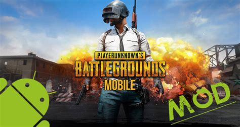 Mod For PUBG Mobile