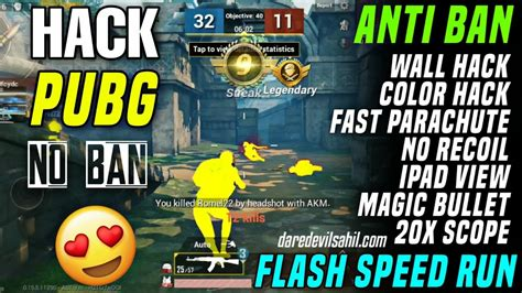 Mod PUBG Mobile No Root
