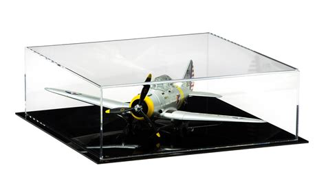 Model Airplane Display Case Plans